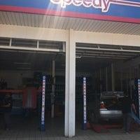 Photo taken at Speedy by Cüneyt K. on 5/31/2013