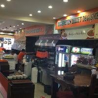 7/17/2016 tarihinde Oktay Ç.ziyaretçi tarafından Harbi Adana Kebap & Kaburga'de çekilen fotoğraf