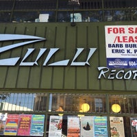 Photo taken at Zulu Records by Luis S. on 7/3/2015