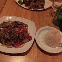 Photo taken at Nahm Thai Kitchen by Luis S. on 9/22/2015