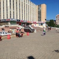 Photo taken at ТД «Русь» by Julia F. on 6/9/2013