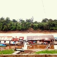 Photo taken at Port Muara Teweh by Catur B. on 8/12/2013