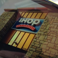 Photo taken at IHOP by Patrick O. on 3/7/2013