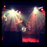 Photo taken at Double Door by Debra A. on 10/28/2012