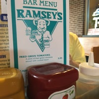 Photo taken at Ramsey's Diner by Sandra T. on 8/31/2016