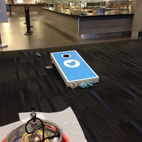 Photo taken at Twitter HQ by Daniel P. on 4/7/2013