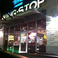 Photo taken at Wingstop by Eva D. on 5/4/2013