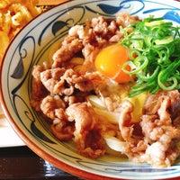 Photo taken at 丸亀製麺 豊田店 by Kazu O. on 11/30/2017
