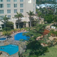 Photo taken at Real Intercontinental San José, Costa Rica by Mafe S. on 5/27/2013