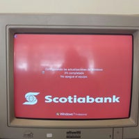 Photo taken at Scotiabank Quillota by Ricardo G. on 10/10/2013