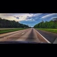 Photo taken at Interstate 95 Exit 8 by Eduardo L. on 4/25/2015