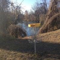 Photo taken at Riverside Disc Golf Course by Matthew K. on 1/26/2014