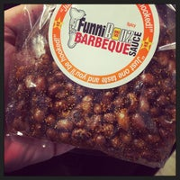 Photo taken at Funnibonz Barbeque SmokeHouse by Chuck T. on 11/11/2014