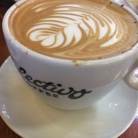 Photo taken at Colectivo Coffee by Barbara G. on 5/2/2014