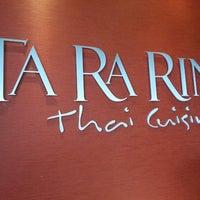 Photo taken at Ta Ra Rin by Heidi E. on 4/18/2013