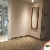 Photo taken at International Hotel Suites by Bibo L. on 9/21/2017