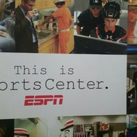 Photo taken at ESPN by Naked B. on 7/25/2016