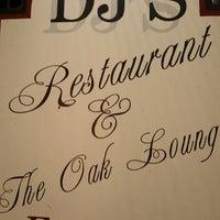 Photo taken at DJ's Restaurant by Naked B. on 2/14/2015