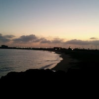 Photo taken at Pt Mugu Campgrounds by Naked B. on 8/7/2016