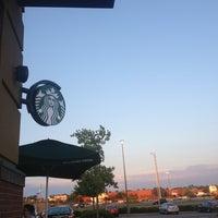 Photo taken at Starbucks by SofiArt P. on 5/23/2013