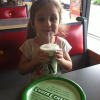Photo taken at Chuck E. Cheese's by Lucy C. on 6/10/2013