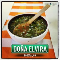 Photo taken at Doña Elvira by Marco V. on 6/21/2013