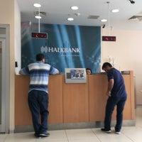 Photo taken at Halk Bankası Başakşehir Şubesi by Yücel G. on 8/28/2017