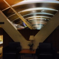 Photo taken at VIP Lounge at Pudong International Airport Terminal 2 by Robin H. on 12/1/2013