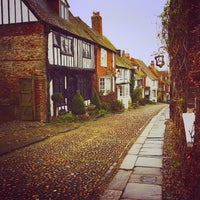 Photo taken at The Mermaid Inn by Anthony F. on 4/11/2015