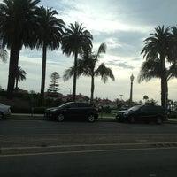 Photo taken at La playa De Coronado by Emily J. on 7/22/2013