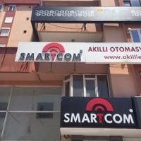 Photo taken at SmartCom Akıllı ev & görüntü & ses & güvenlik sistemleri by Taner Ö. on 11/15/2016