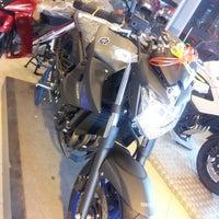 Photo taken at Kedai motosikal sin hoong hin by al f. on 12/14/2013