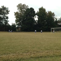 Photo taken at Patilo Soccer Park by W. Scott M. on 10/26/2013