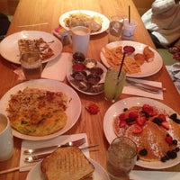 Photo taken at Wildberry Pancakes & Cafe by J on 5/26/2013