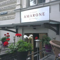 Photo taken at AMARONE by Toms V. on 7/12/2013