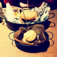 Photo taken at Burger House by Kayra S. on 11/23/2013