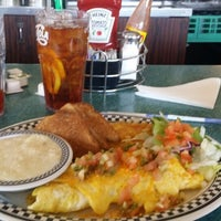 Photo taken at Carolina's Diner by Corey A. on 3/24/2014