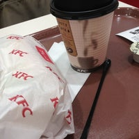 Photo taken at KFC by ごん様☆ on 10/10/2012