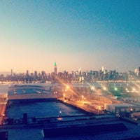 Photo taken at The Ides at Wythe Hotel by Bergdorf Goodman on 1/6/2013