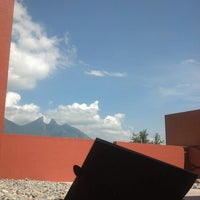 Photo taken at Museo de Arte Contemporáneo de Monterrey (MARCO) by Missis H. on 6/14/2013