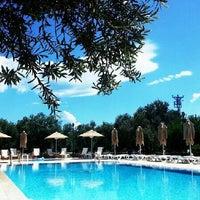 6/4/2013 tarihinde Mustafa A.ziyaretçi tarafından Assos Park Hotel'de çekilen fotoğraf
