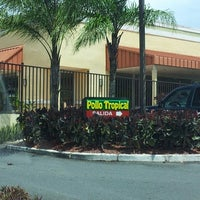Photo taken at Pollo Tropical by Javier B. on 9/17/2013
