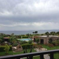 Photo taken at Assos Ida Costa Hotel by Krkt on 6/2/2013