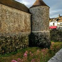 Photo taken at Château de Dourdan by David N. on 6/28/2016