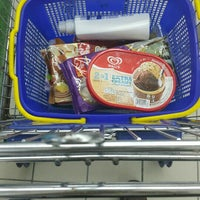 Photo taken at Hypermart Kelapa Gading by WongKito J. on 8/15/2015