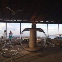 Photo taken at Ristorante Hotel Tahiti by Berta P. on 6/3/2014