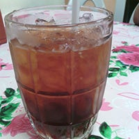 Photo taken at Murah Berkat Seafood by Mohd S. on 7/19/2014