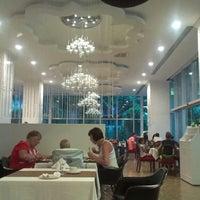 7/4/2013 tarihinde Serdar A. G.ziyaretçi tarafından Q Premium Restaurant'de çekilen fotoğraf
