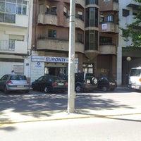 Photo taken at Avd Reina Victoria Eugenia by Juanmi H. on 6/3/2013