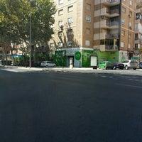 Photo taken at Avd Reina Victoria Eugenia by Juanmi H. on 8/16/2013